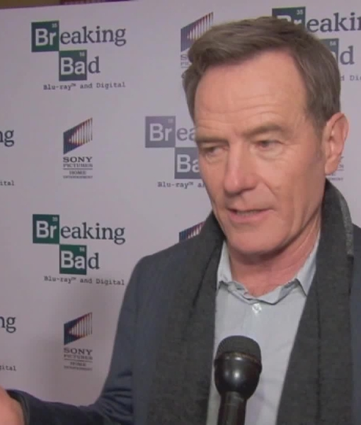 Bryan Cranston Reminisces About 'Breaking Bad' at Blu-ray Release Party