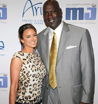 Baby News! Michael Jordan Is Going to Be a Dad Again