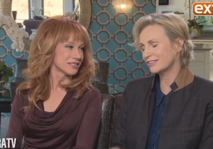 How Well Do They Know Each Other? Kathy Griffin and Jane Lynch Take Our BFF…