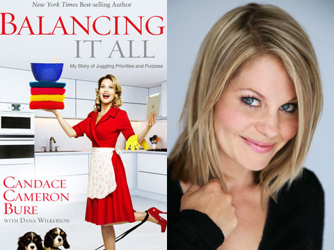 Chat Live with Candace Cameron Bure!