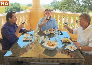 Visit Nigel Lythgoe and Ken Warwick's California Winery