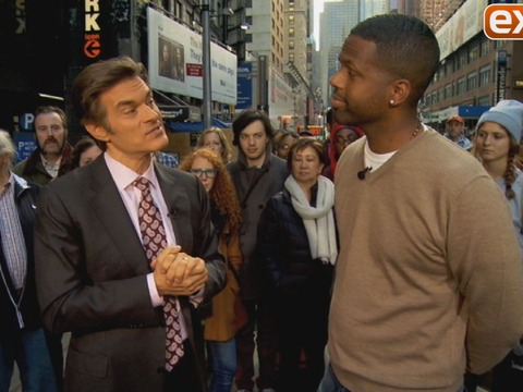Dr. Oz's Tips to Survive the Holidays Feeling Fit and Energized