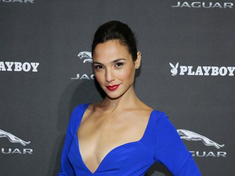 Gal Gadot Says She'll 'Gain Body Mass' Playing Wonder Woman
