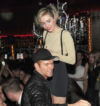 Kellan Lutz: Find Out What He Really Thinks of Miley Cyrus