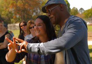 Samuel L. Jackson's New Mission: 'I'm Kicking Childhood Cancer's Butt!'