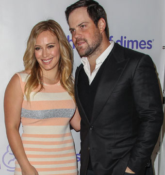 Hilary Duff Addresses Rumors She Is Reuniting with Husband Mike Comrie