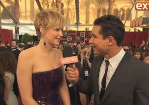 Jennifer Lawrence on Inspiring Hair Trends, How She Got Her SAG Card