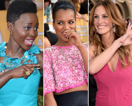 SAG Awards: Our Favorite Looks!