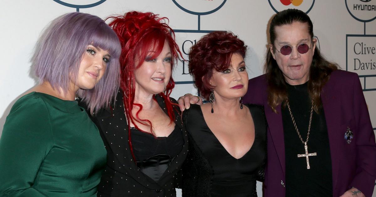 Cyndi Lauper Explains Sharon Osbourne's Dustup at Pre ...Ozzy Osbourne Family 2014