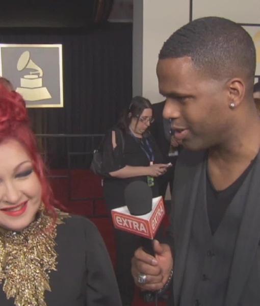 Cyndi Lauper Explains Sharon Osbourne's Dustup at Pre-Grammy Party