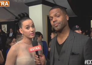 Grammys 2014: Hanging with Katy Perry and All of the Stars on the Red Carpet