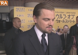 Leo DiCaprio on His Best Picture Oscar Nom for Producing 'Wolf of Wall Street'