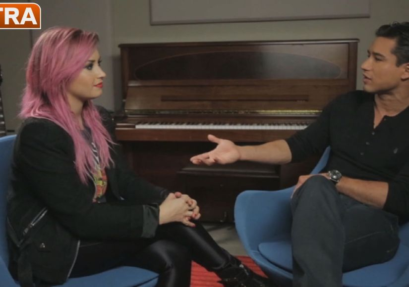 Demi Lovato on Philip Seymour Hoffman and Being a Former Addict
