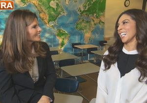 Maria Shriver Dishes on Oprah's 60th Birthday and More