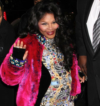 Lil' Kim Welcomes Baby Girl! Find Out Her Noble Name