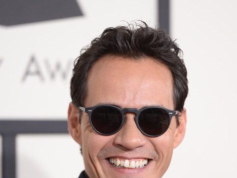 Marc Anthony on His Friendship with Ex Jennifer Lopez's BF Casper Smart