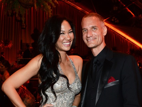 Kimora Lee Simmons Secretly Married, and You'll Never Guess Who Spilled the…