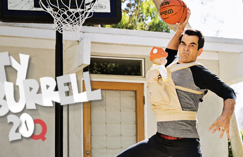 Ty Burrell on Why He'll Never Look Cool on a Motorcycle