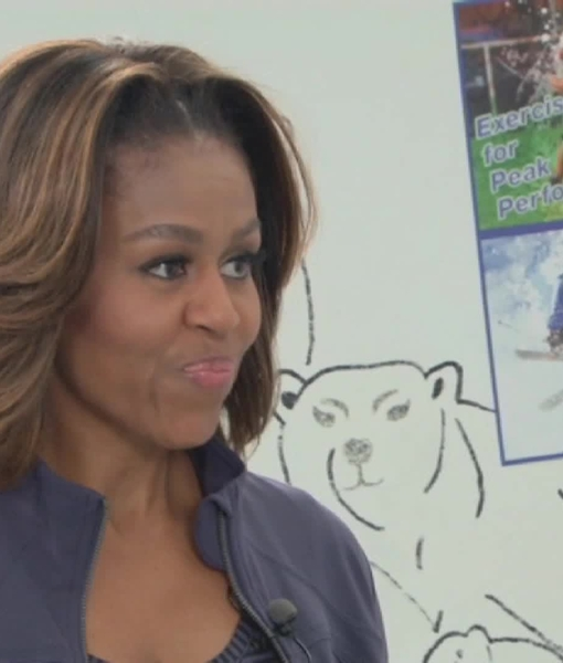 Michelle Obama Wants Us to Keep Moving!