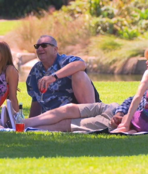 'Extra' Goes Down Under with Cast of 'Modern Family'