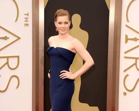 Pics! Stars Walk the 2014 Oscars Red Carpet