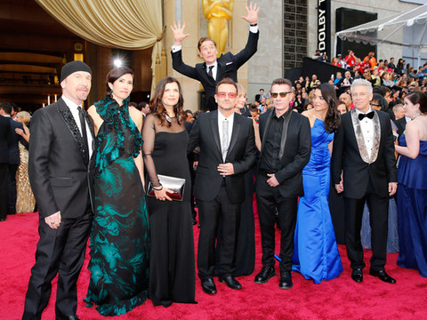 Oscars 2014: Benedict Cumberbatch, Master Photobomber, and More