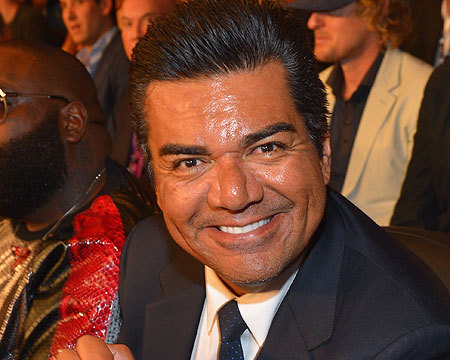 George Lopez: 'I'm Saint George on TV, I'm Not a Saint in Real Life'