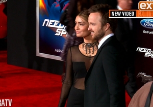 Imogen Poots Has the 'Need for Speed'… But No License!
