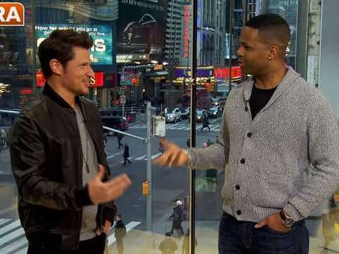 Nick Lachey Offers Advice for Justin Bieber, Talks About New Hosting Gig