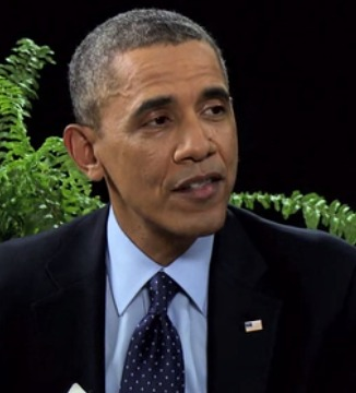Must-See Video! President Obama Sits 'Between Two Ferns' with Zach…