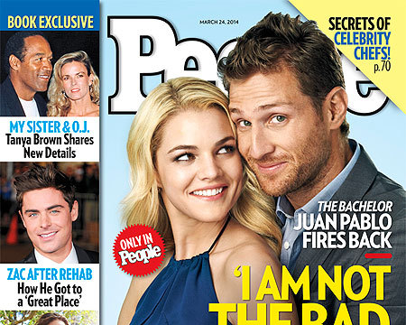 'Bachelor' Juan Pablo Wants Us to Know He's Not a 'Bad Guy'