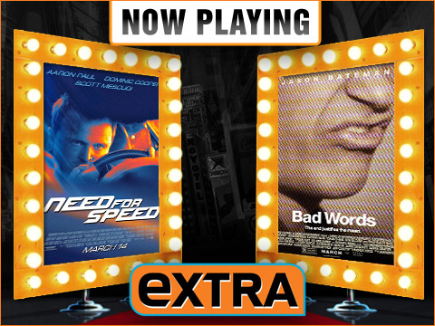 Now Playing Live Movie Reviews: 'Need for Speed' vs. 'Bad Words' vs. 'Veronica…