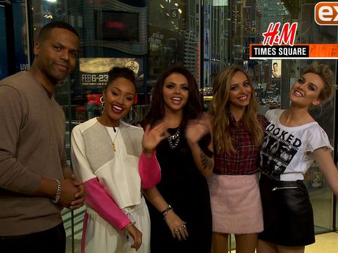 Little Mix 'Wants Everyone to Have a Good Time and Dance'!