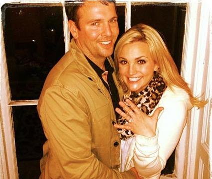 Jamie Lynn Spears Weds in New Orleans!