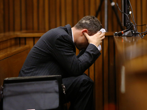 Reeva Steenkamp Murder: Why Oscar Pistorius Covered His Ears in Horror During…
