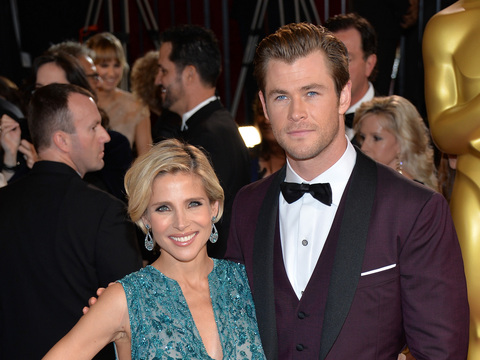 Chris Hemsworth and Elsa Pataky Welcome Twin Boys!