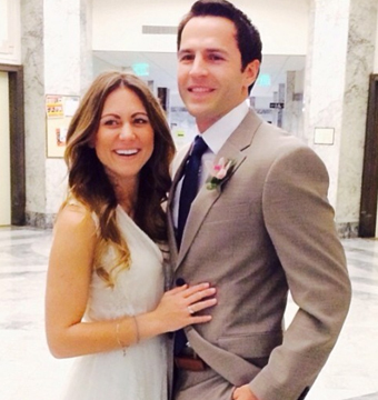 'The Bachelor's' Renee Oteri Is Married! See the Pics