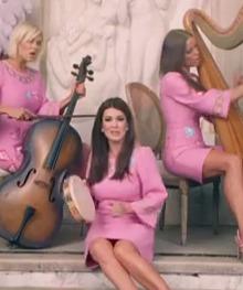 Lady Gaga's 'G.U.Y.' Music Video: 'RHOBH' in the House