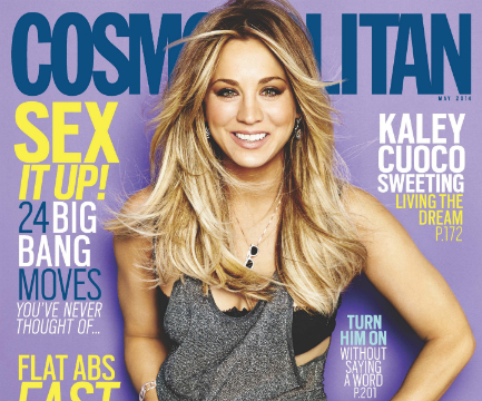 Kaley Cuoco Confesses Getting Breast Implants Was the 'Best Decision I Ever…
