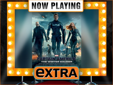 Now Playing Live Movie Reviews: Will 'Captain America: The Winter Soldier'…