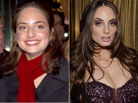 Alexa Ray Joel Is All Grown Up! See Billy Joel and Christie…