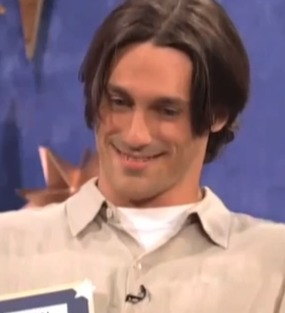 Found Footage! Jon Hamm's Cheesy Moment on a Dating Show