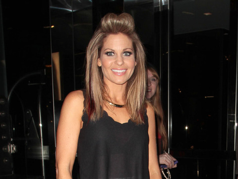 """Candace Cameron Bure and her fellow """"Dancing"""" contestants attended a party at…"""