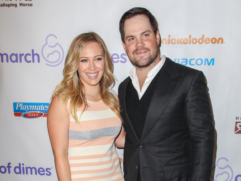 Is Hilary Duff Calling Off the Divorce from Mike Comrie?