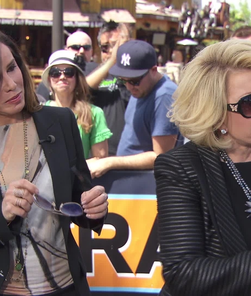 Joan Rivers Rips Into Gwyneth Paltrow and Chris Martin's 'Conscious Uncoupling'