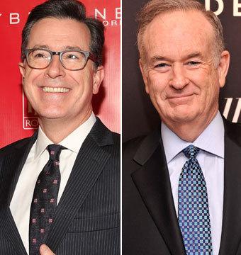 Did Stephen Colbert's Enemy Bill O'Reilly Help Him Get David Letterman's Job?