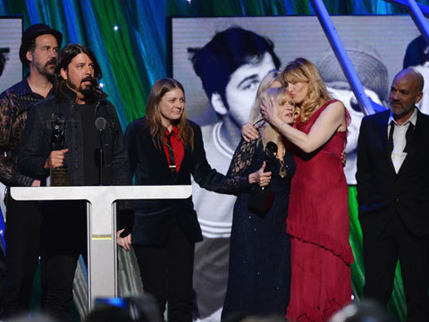 Rock and Roll Hall of Fame's Emotional Night: Who Stepped in for Kurt Cobain…