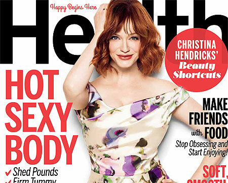 'Mad Men' Star Christina Hendricks on Her Character: 'Joan Knows Her…