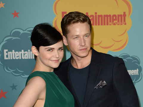 Ginnifer Goodwin and Josh Dallas Marry in an Intimate Ceremony