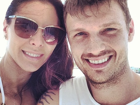 Nick Carter and Longtime Girlfriend Tie the Knot